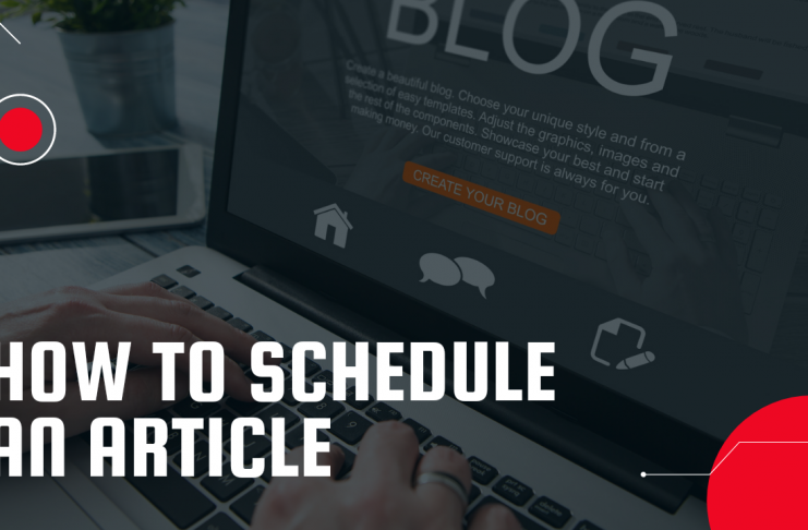 How to Schedule a Post (Article) on WordPress Blog Websites
